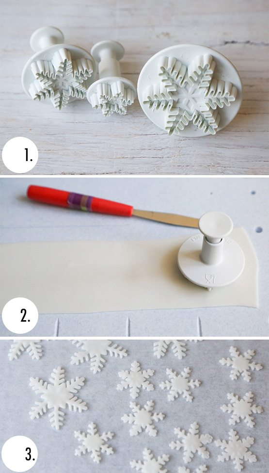 TheChic_cut-out-fondant-snowflakes