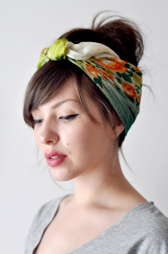 head wraps for summer