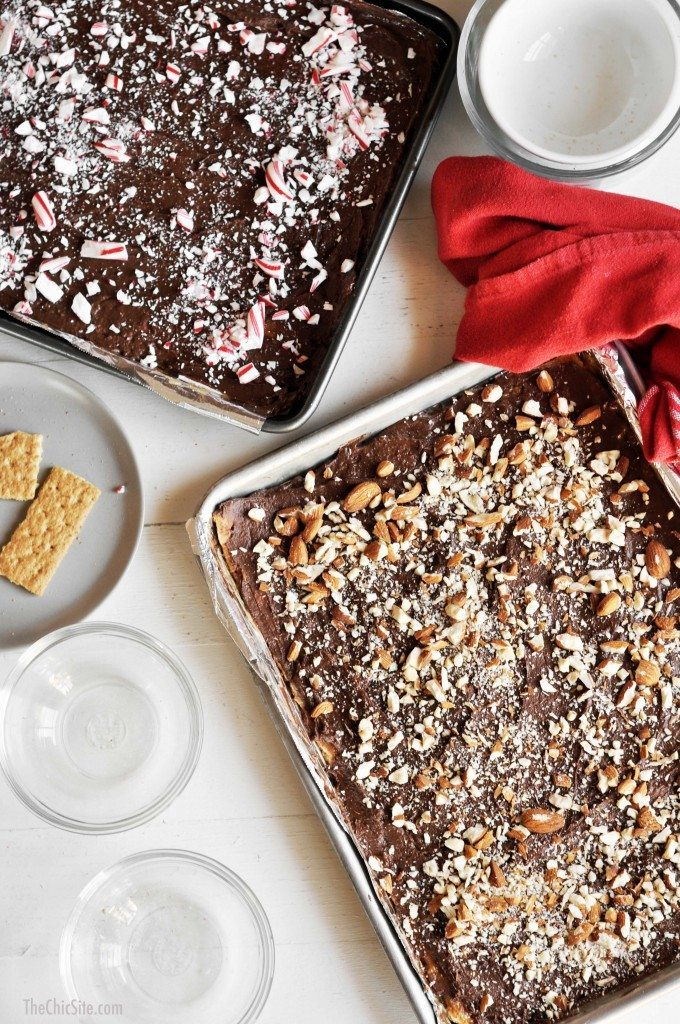holiday bark recipes the chic site