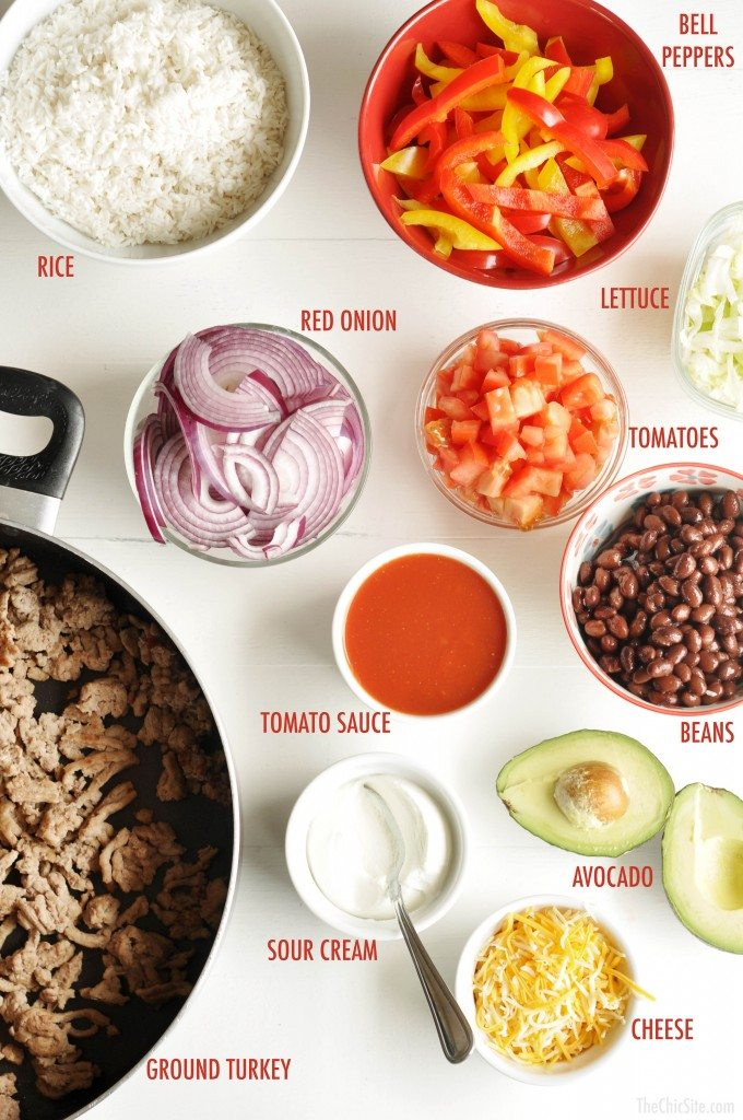 easy burrito recipes