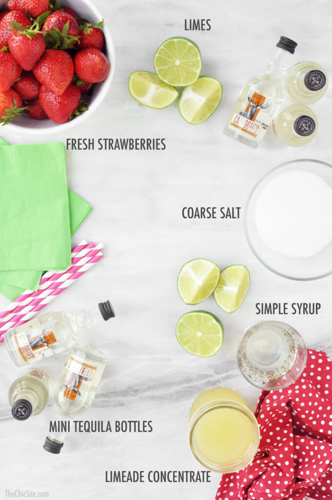how to make margarita cocktails